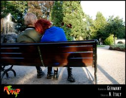 APH-cosplay: By your side by Kumagorochan