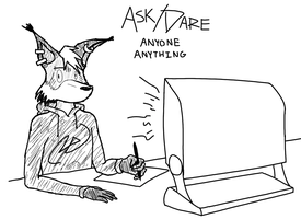 Ask / Dare Anyone Anything by TuckerMichael