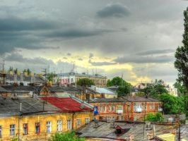 Roofs by UncleLeland
