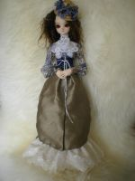 Victorian Country Gentlewoman2 by raewhitewolf
