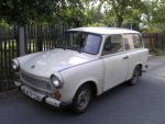 transp. collection: Trabant II by Germanstock
