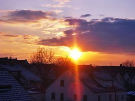 Winter Sun I by 66Lilith66
