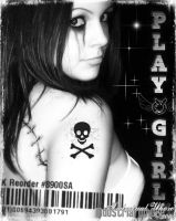 Destroy Play Girl by Industrial-Whore