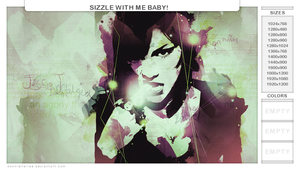 sizzle with me, baby by dannielle-lee