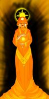 Seer of Light by persephone-the-fish