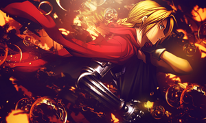 Edward Elric by YataMirror