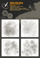 MCM Rocky Texture Brush Pack1 by dvnmyls