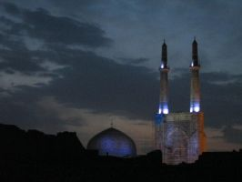 Mosque1 by zohreh1991