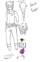 [Reference] Fantroll- Pascul Saphir {WIP} by MistressAmerah