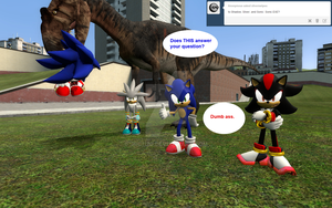 Silver Swipes blog post - Sonic.EXE by jrc1120