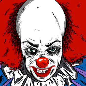 IT the Clown by Garcho