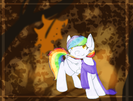 +MLP:DB - Autumn is here+ by Sky-lin3r