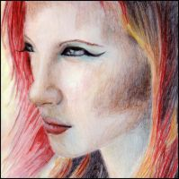 -Hayley Williams- by Rage1793