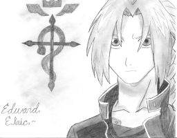 Edward Elric by the-hottest-gimmick