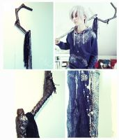 Jack frost staff (rise of the guardians) by VioletIcarus