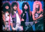 Vinnie Vincent Invasion by aerokay