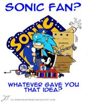 Sonic Fan? by SonicMaster23