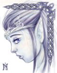 Elvish Knot by domkitty