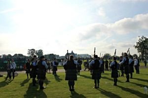 Halifax pipe band by emilyerin11