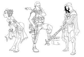 Sketch Group - Oct 2011 by jdeberge