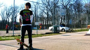 skate by M-photography