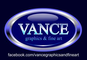 BUTTON LOGO by vancegraphics