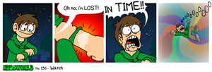EWCOMIC No.136 - Watch by eddsworld
