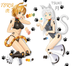 .: OC -The Cats- :. by Cosdark