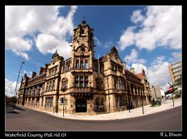 Wakefield County Hall rld 01 by richardldixon