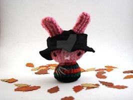 Freddy Krueger Moon Bun by MoonYen