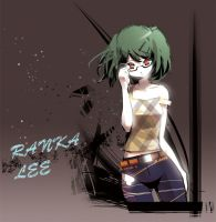 Ranka Lee by ddal84