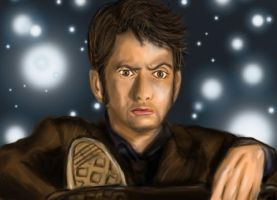 The doctor by Idontwannamissathing