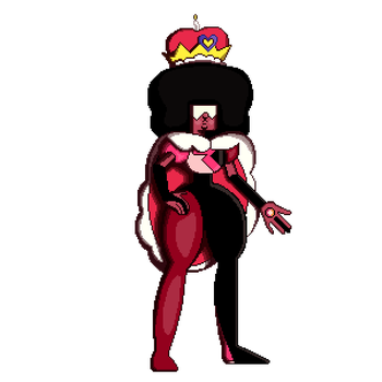 Garnet by NamelessCreativity