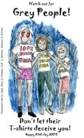 DNA Day:Be on the look out for by JillyFoo