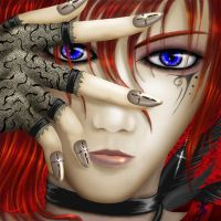 Visual Kei - Front Cover by caleyndar