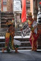 balinese dancers by maisara