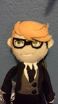 Ronald Knox Plush!! by StarSubeki