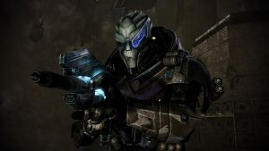 Garrus Vakarian 10 by johntesh