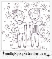 1D babes @.@ by Mallykins
