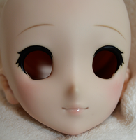 Dollfie Dream DDH-06 Face-up 3 by Distractus