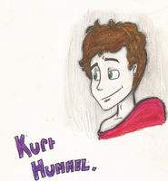 Kurt Hummel by Edwards-daughterxoxo
