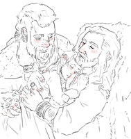 the Hobbit : family ties by LadyNorthstar