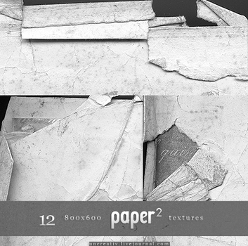 12 paper textures 800x600 by Sarytah