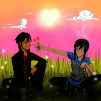where did you get those flowers? by tatelprwikz