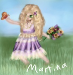 Martina (Contest Entry) by Burlew
