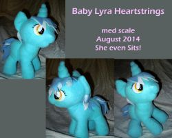 Baby Lyra Heartstrings FOR SALE by LilWolfStudios