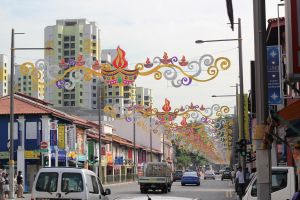 street of little india by ivanwsd