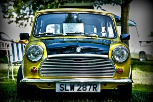 Mini austin 1979 by RockRiderZ