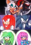 *Gift* -:VIRUS:- Poster Coloured by Sky-The-Echidna
