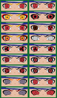 chibi eyes by Naruttebayo67